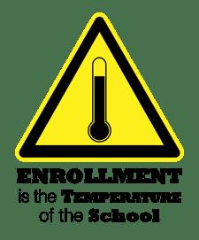 Enrollment Temperature