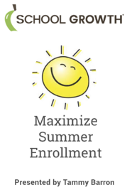 Maximize Summer Enrollment
