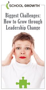 SG Biggest Challenge Leadership Change