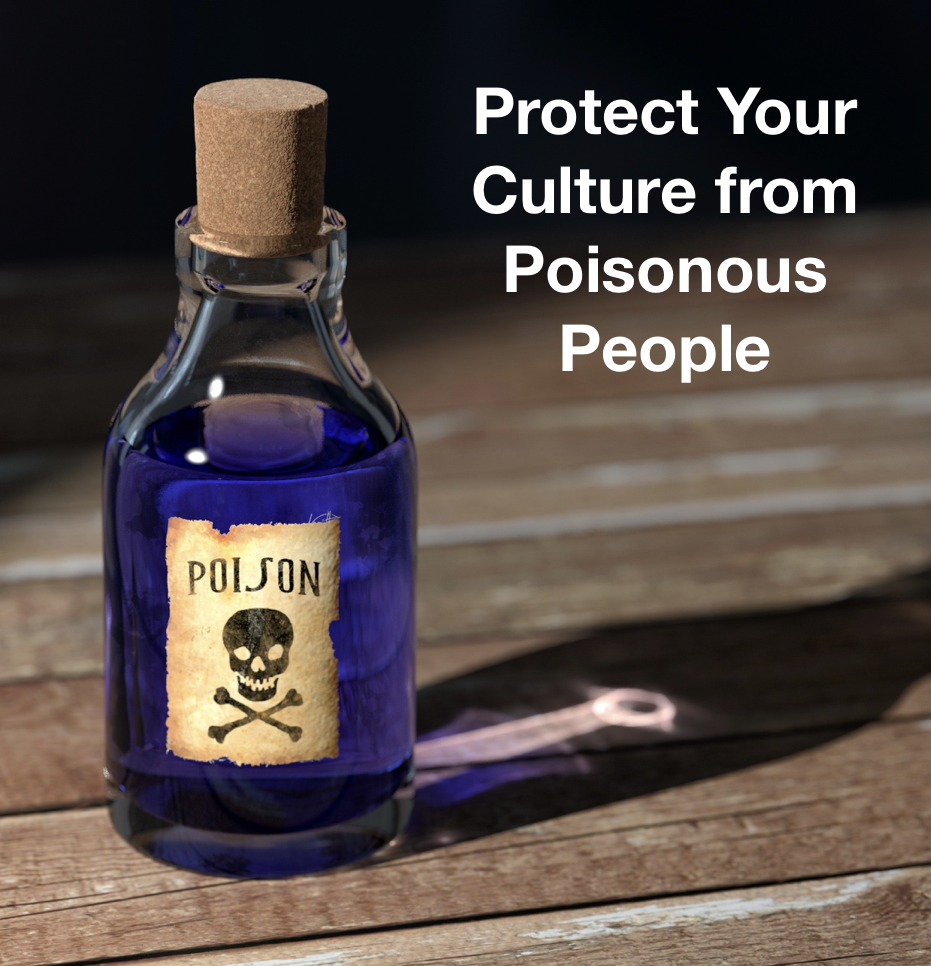 SG Protect Culture from Poisonous People