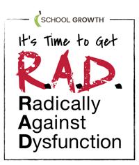 School Growth RAD Logo