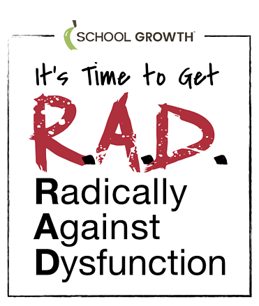 School Growth RAD Logo
