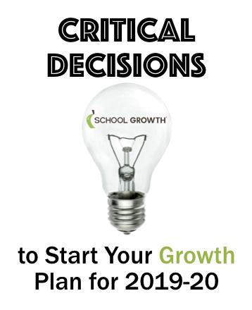 Critical Decisions Bulb 2019-20