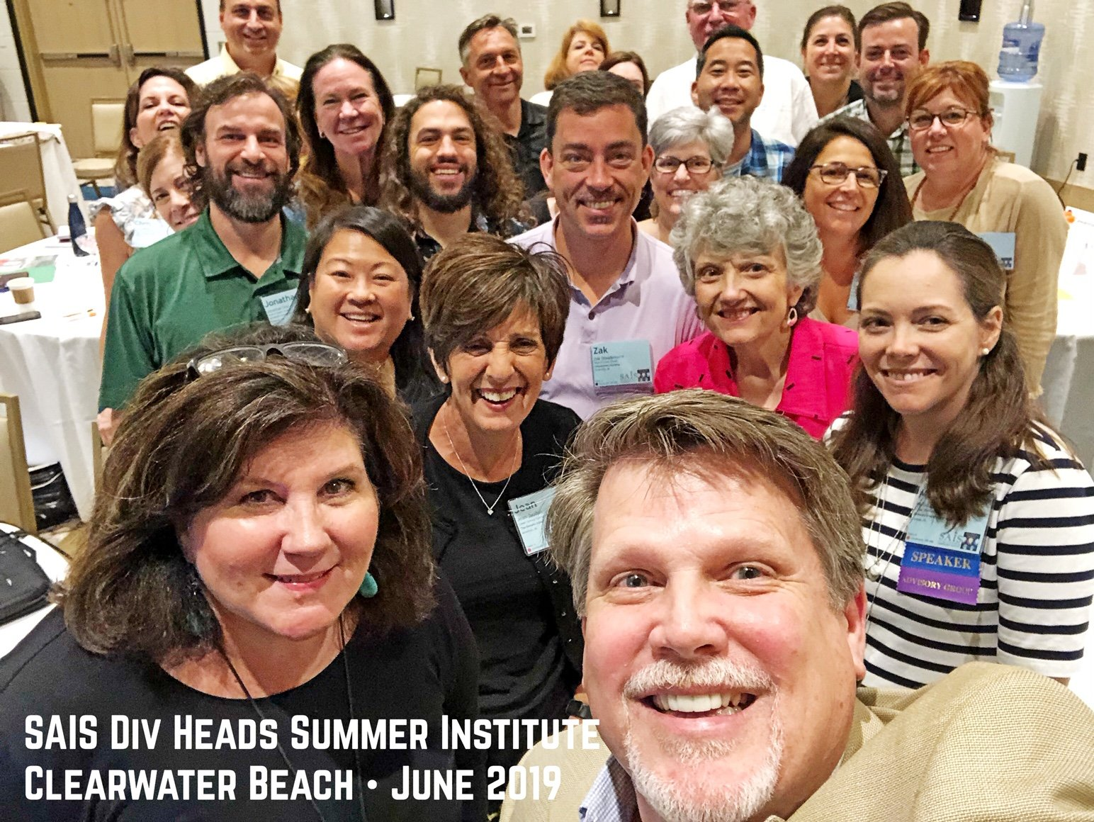 SAIS Div Heads Summer Institute 2019