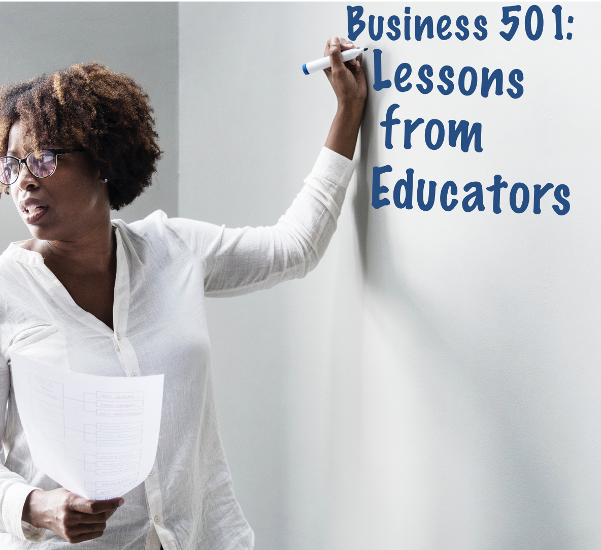 SG Bus 501 Lessons from Educators