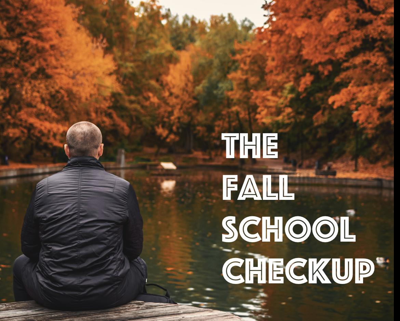SG Fall School Checkup