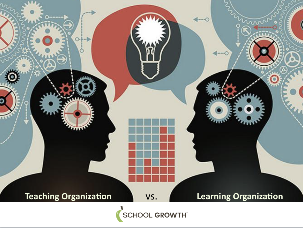 Teaching v Learning Org